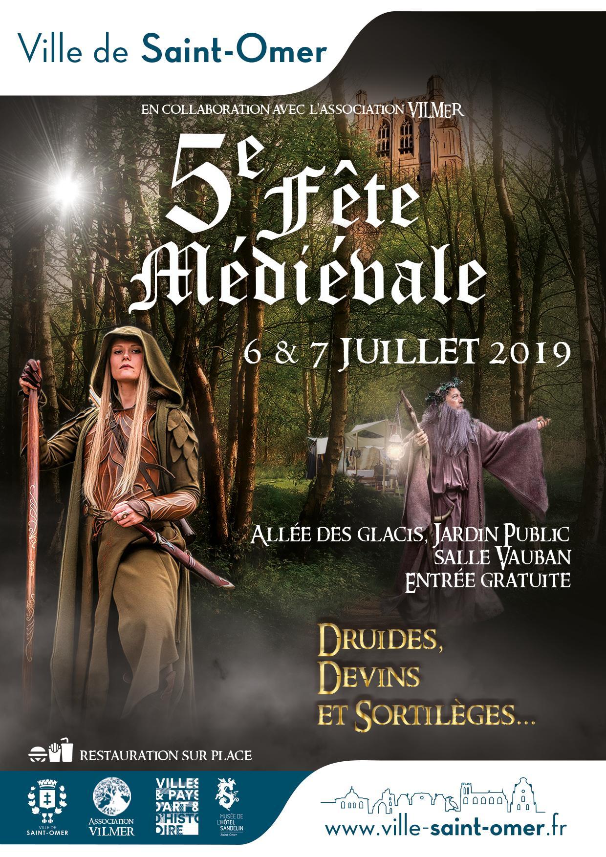 Médiévale Saint-Omer